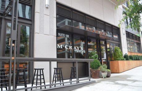 Midtown outside bar