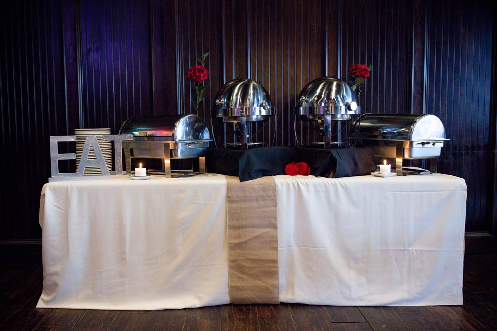 Bridal Show Table