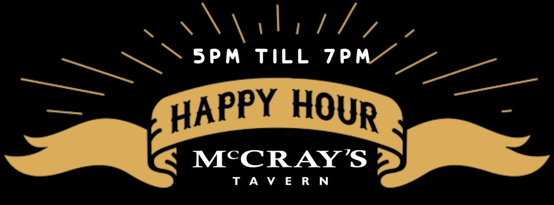 new happy hour