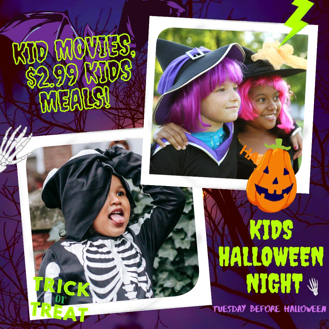 Halloween Kids Night | Smyrna + Lawrenceville + East Cobb