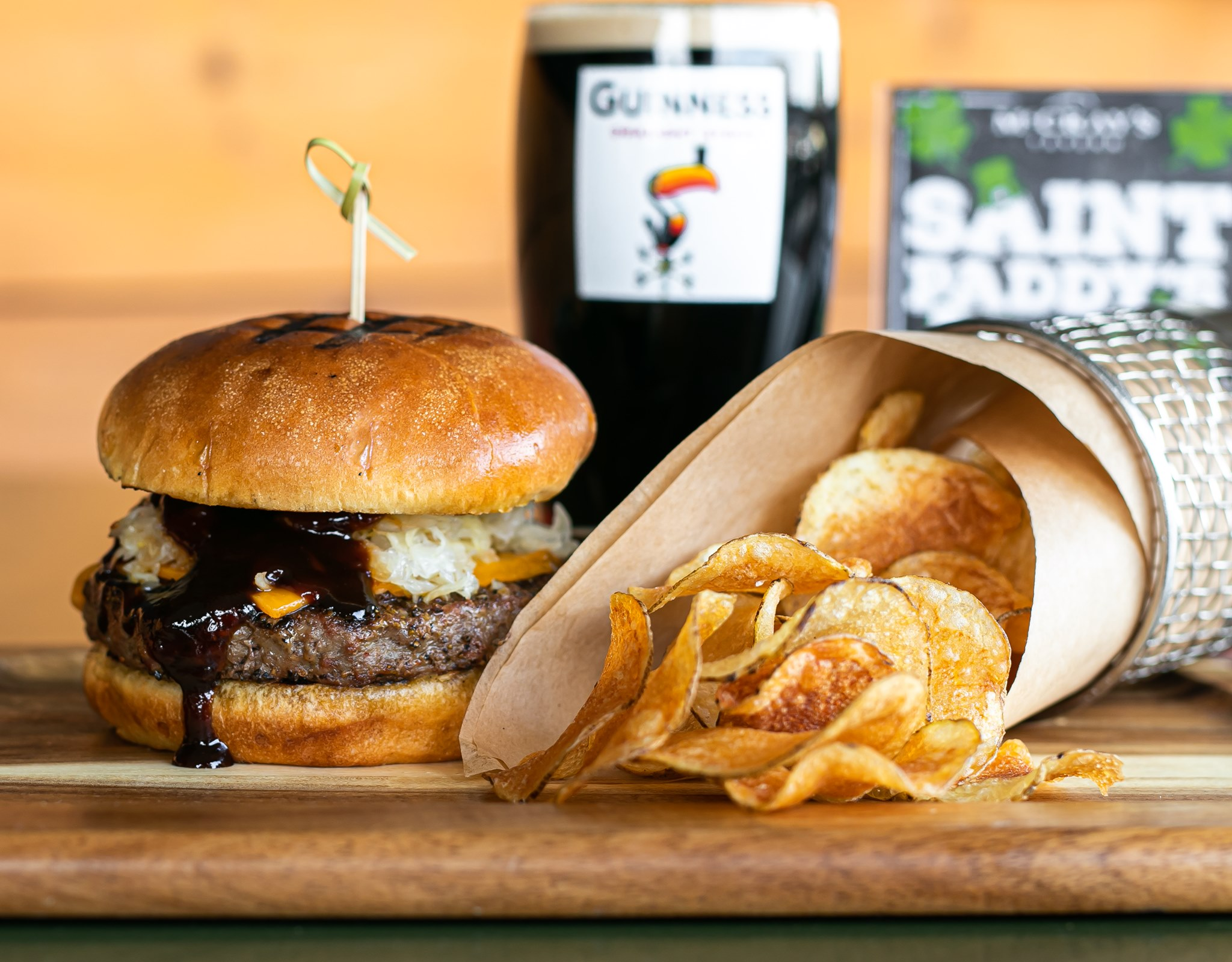 It's National Hamburger Day! Find the Best Hamburgers in Midtown at McCrays