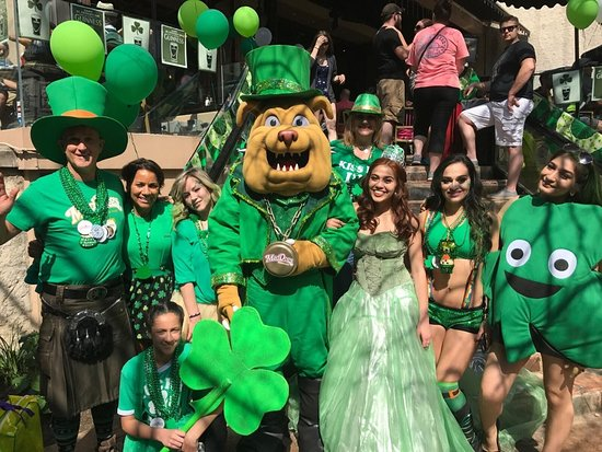 St. Paddy's celebration at McCray's Tavern