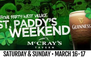 St Patricks Day Celebration