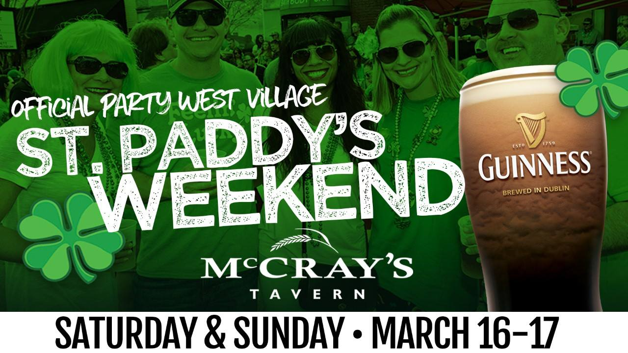 Celebrate March Madness at McCray's!