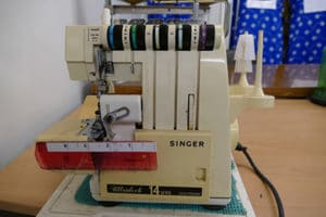 Singer 5-Thread Domestic Overlocker