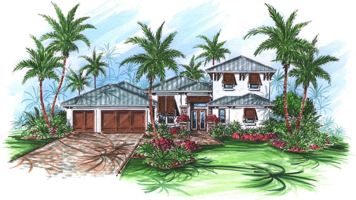 new homes cape coral fl