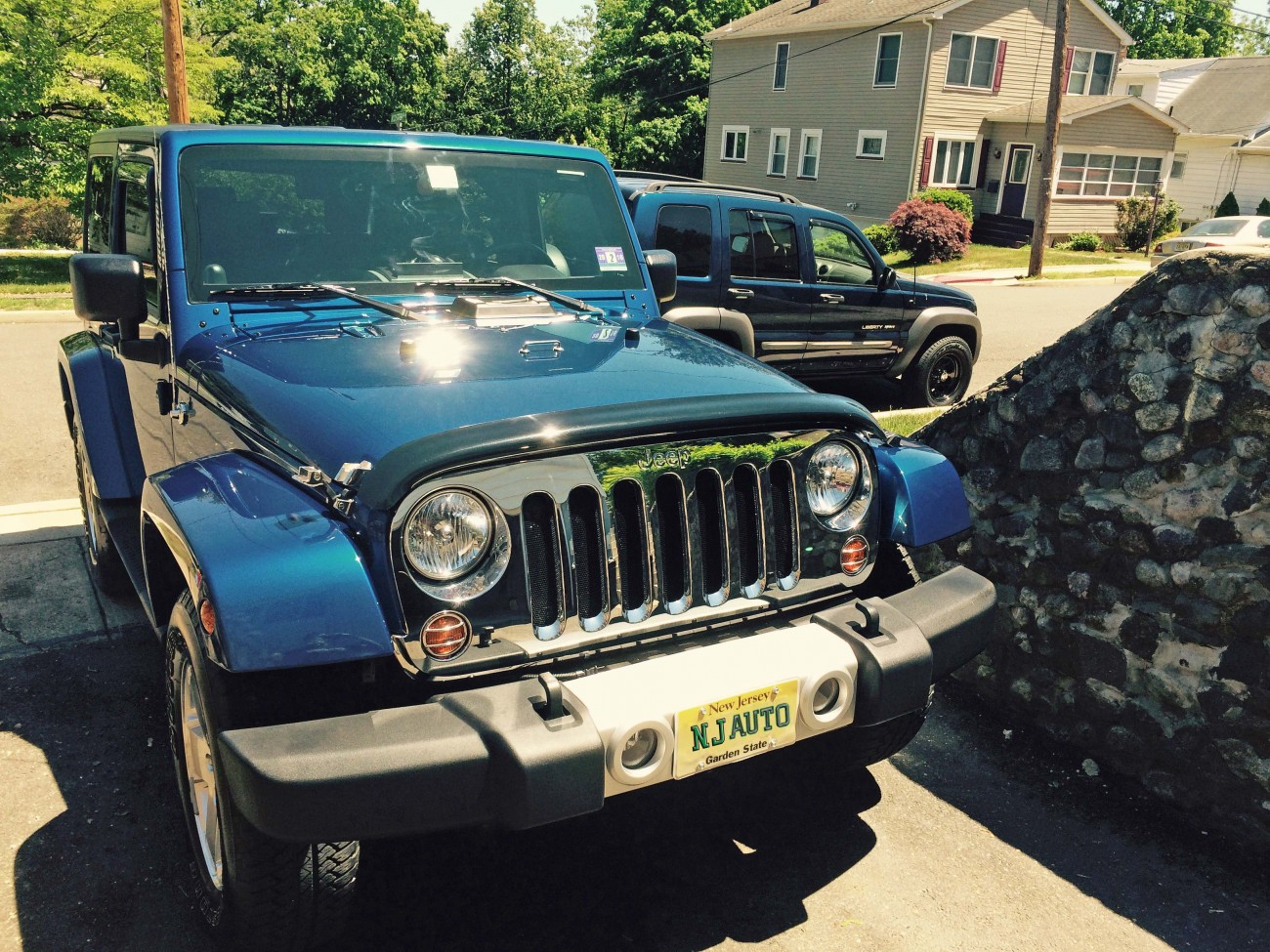 jeep detailing