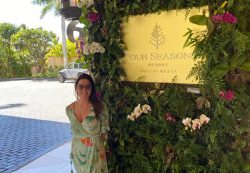 Kira Reed Lorsch - Four Seasons Resort Maui at Wailea