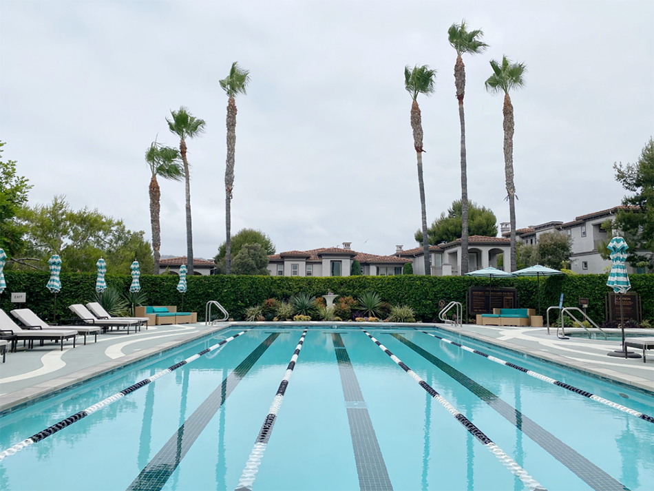 Best pool for laps