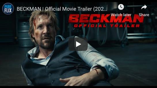 Beckman movie starring Kira Reed Lorsch