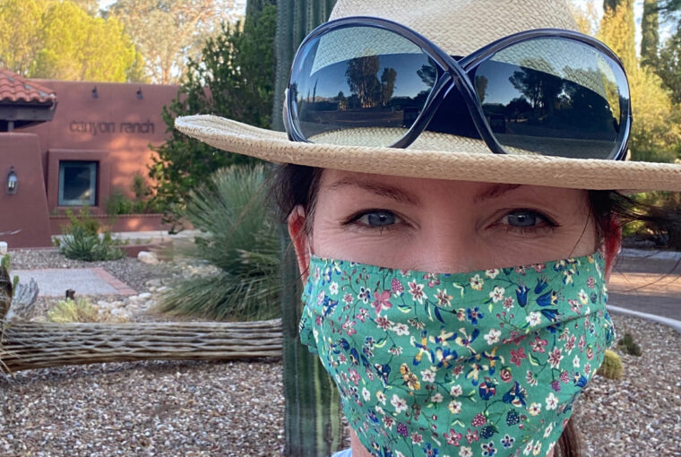 Kira Reed Lorsch at Canyon Ranch Tucson