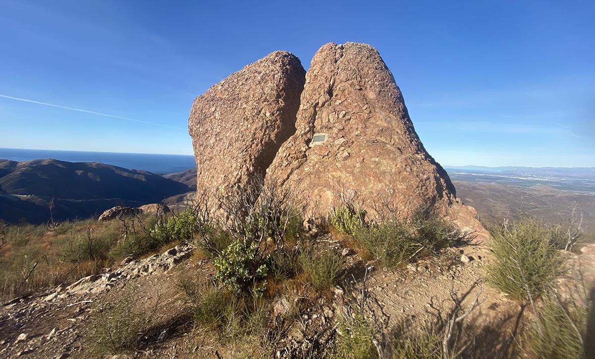 Chamberlain Rock