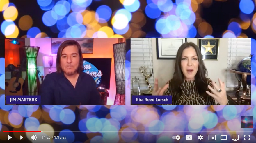 Jim Masters Interview with Kira Reed Lorsch
