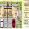 Aria - Brahms Floorplan 1F