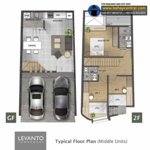 Levanto Floorplan Type B
