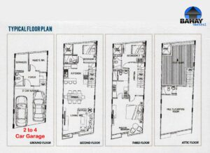 Congressional Heights floorplan