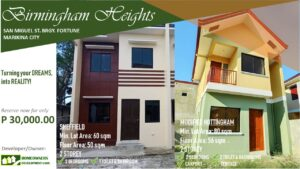 Birmingham Heights Marikina