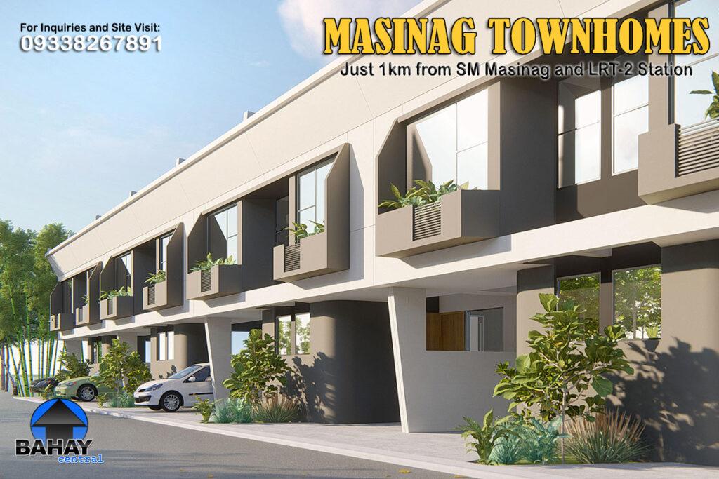 Masinag Townhomes