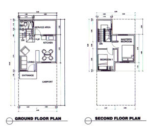 Bimingham Heights Sheffield Model Floorplan