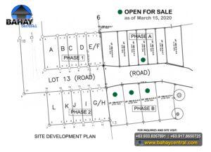 Diamond Masinag subdivision Map