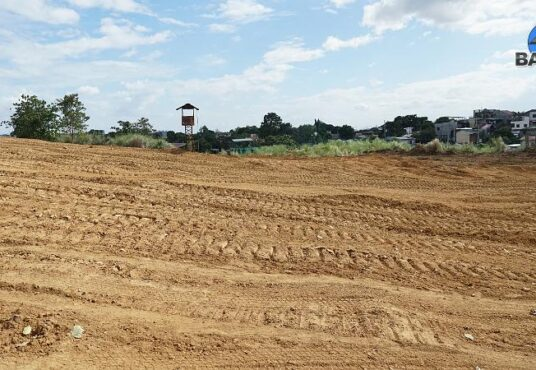 Marquina Residences Land Development as of Match 2021