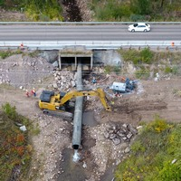 US36 & Left Hand Creek Emergency Culvert Repair