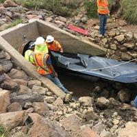 Trujillo Meadows Dam Outlet Works