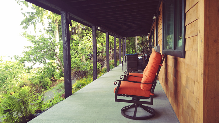 Ketchikan Alaska Vacation Rental in Knudson Cove