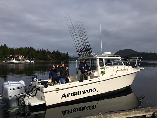 Guided Charter Fishing