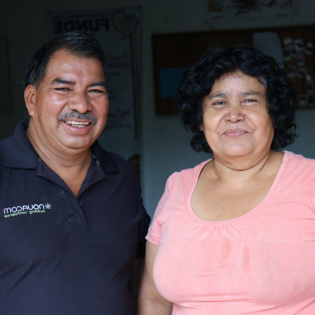 Pablito and Rosita