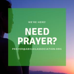 Prayer Team Email
