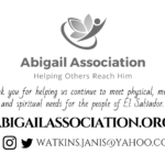 Abigail Association Info Card (back)