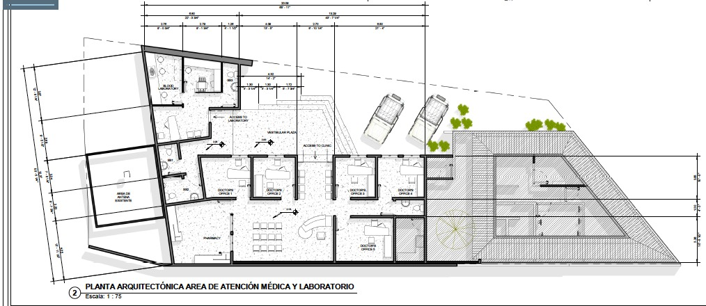 Vocational Training Center Plans (3)