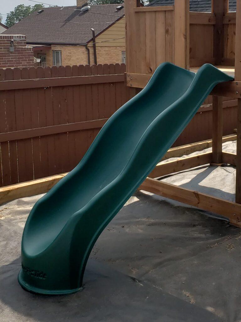Upgraded 4' Deck Slide