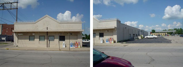 Old A&P Grocery Store