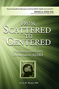 From Scattered to Centered book cover