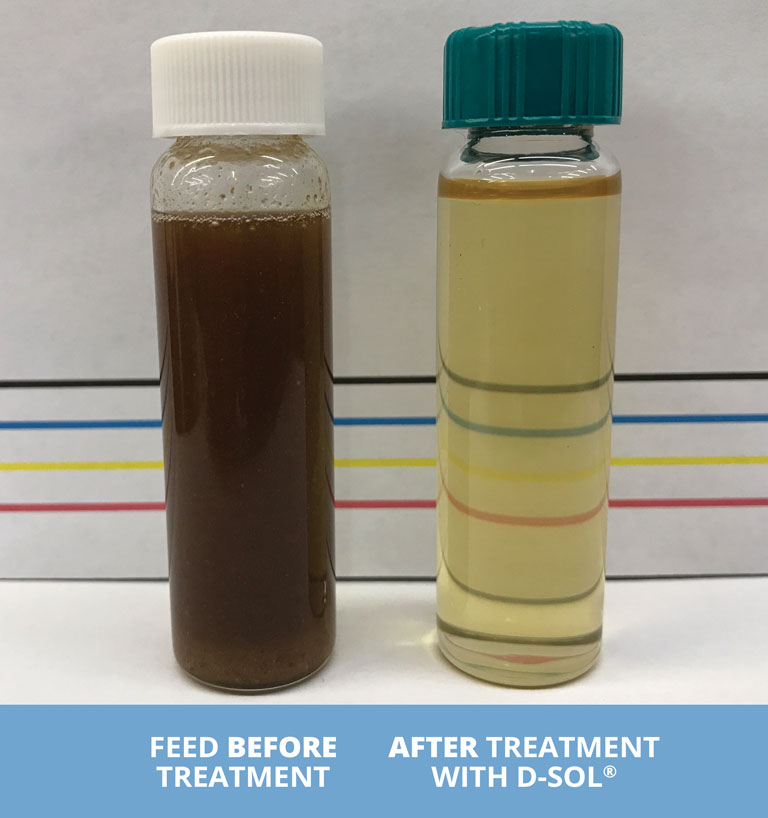 Feed Treatment with D-SOL®