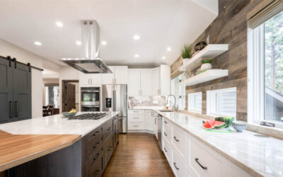 Contemporary Uses for Reclaimed Wood