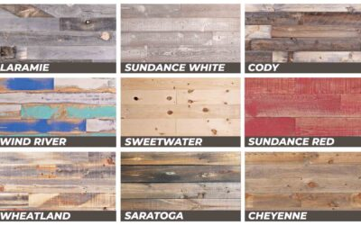 Finishes for Your Reclaimed Wood