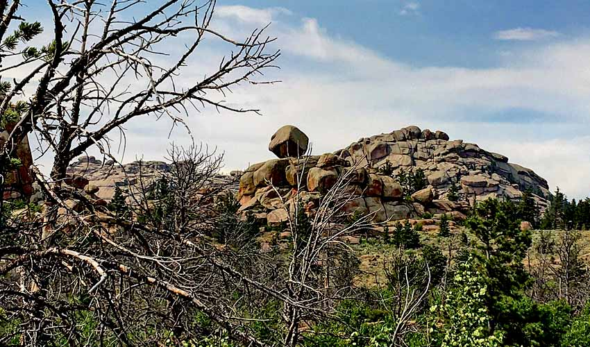 Wyoming vacation destinations, Vedauwoo.