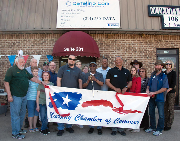 Dataline Com Ribbon Cutting