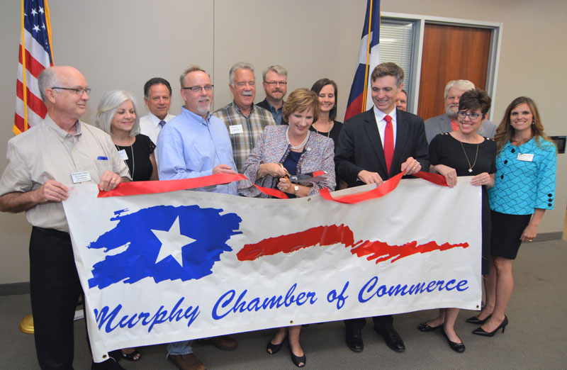 Candy Noble, Texas State Representative, Joins the Murphy Chamber of Commerce