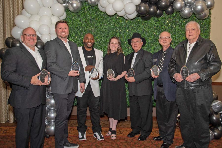 2019 Murphy Chamber of Commerce Annual Award Winners!