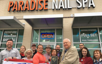 Paradise Nail Spa Opens in Murphy
