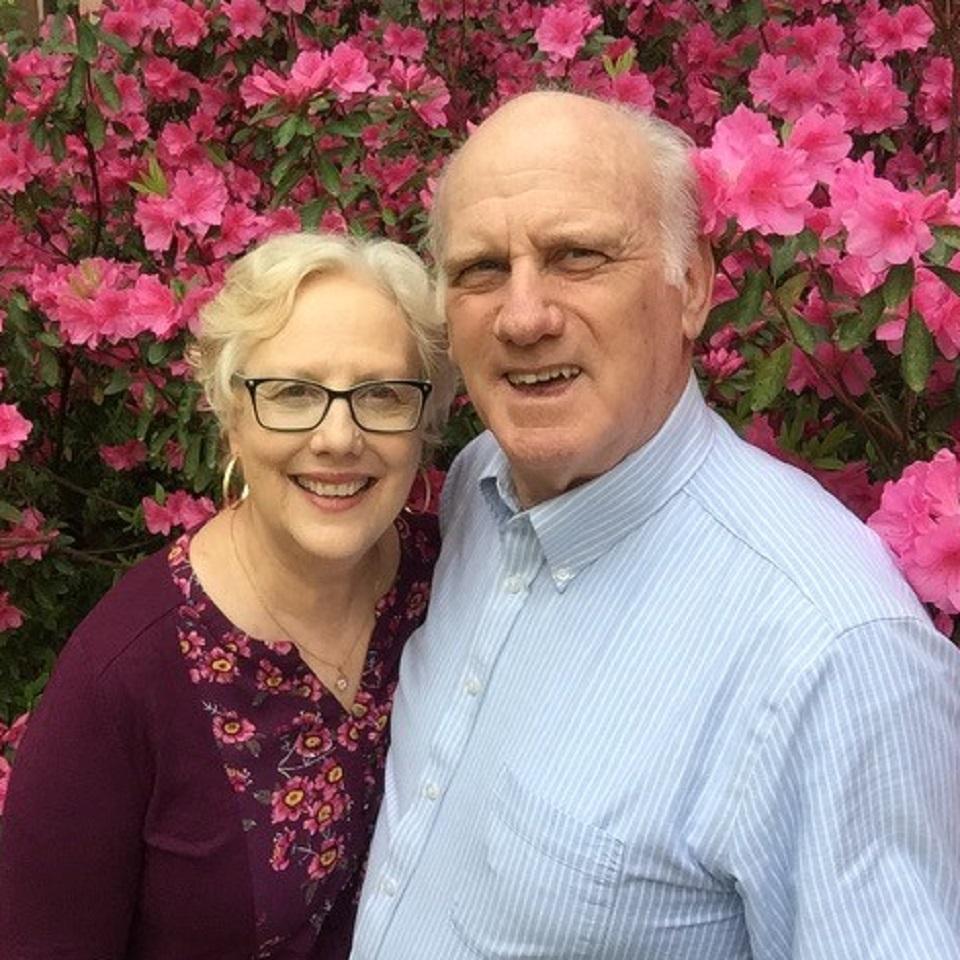 Paul and Sylvia Cummings