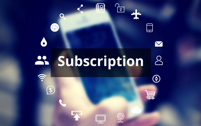 Can we talk about subscription fatigue?