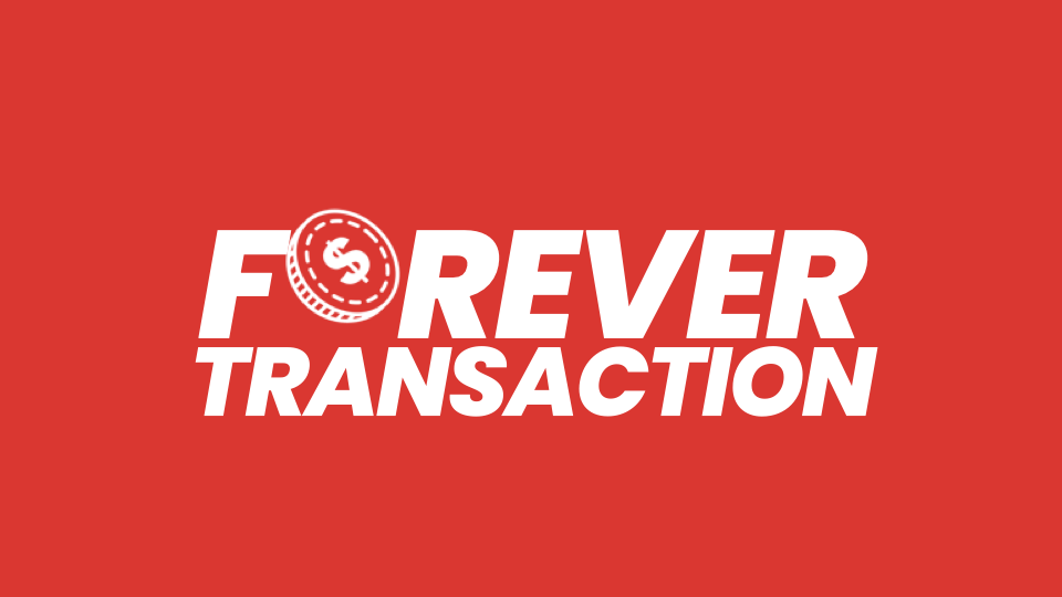 What's in The Forever Transaction Book, and Why I Wrote It