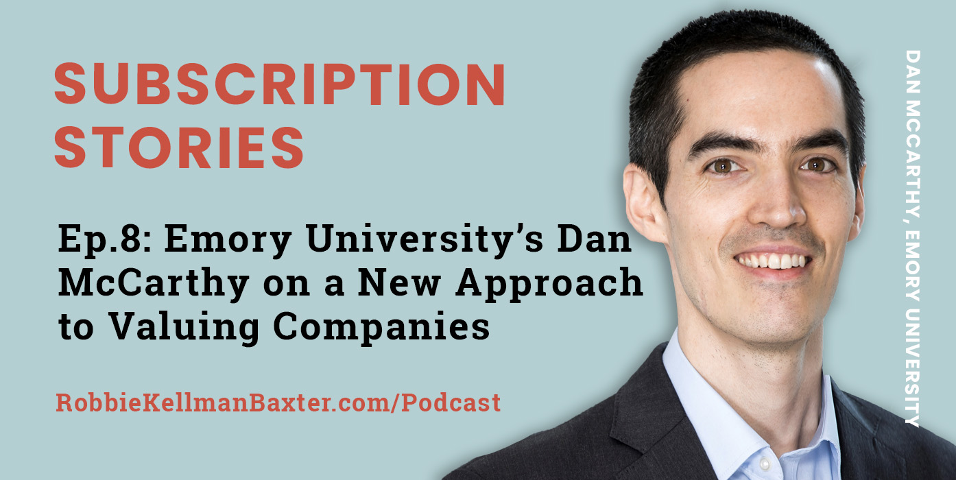 Ep8-Emory University's Dan McCarthy on a New Approach to Valuing Companies