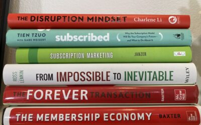 2020 Reading List for Subscription Practitioners