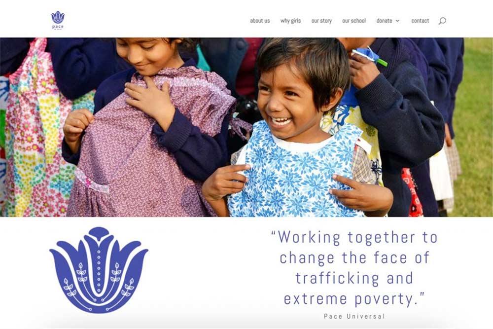 Pace Universal Website